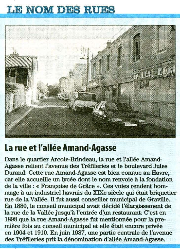 Le Havre - Rue Amand Agasse Havre_18