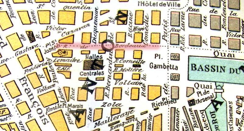49 rue de Bordeaux au Havre Rue_de10