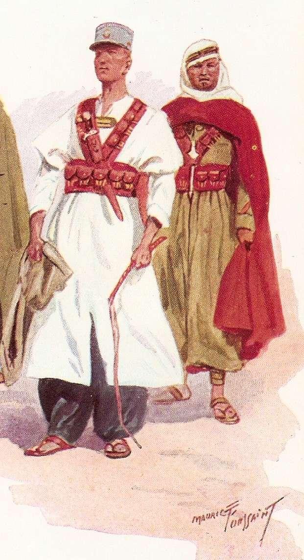 Mousqueton & méharistes Numar102