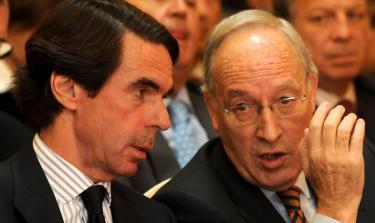 """Aznar reclama elecciones anticipadas: """"Es urgente, cuanto antes"""" 375_0_10"""