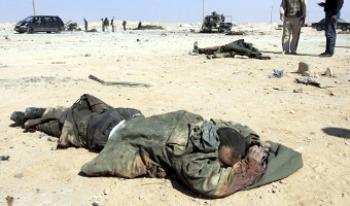 """OPERACIÓN """"ODISEA AL AMANECER"""": Primer disparo en suelo libio de aviones franceses - Página 2 Cadave11"""
