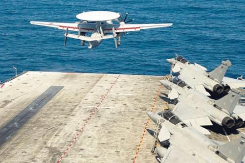 """OPERACIÓN """"ODISEA AL AMANECER"""": Primer disparo en suelo libio de aviones franceses - Página 2 Charle10"""