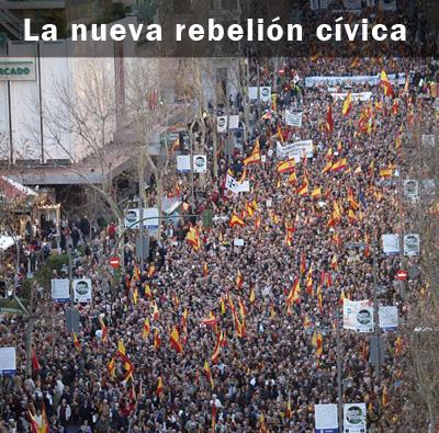 Manifestación contra el terrorismo - ETA fuera de las elecciones Galeri10