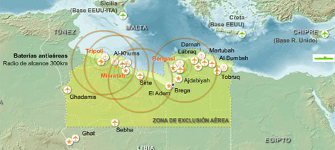 """OPERACIÓN """"ODISEA AL AMANECER"""": Primer disparo en suelo libio de aviones franceses - Página 2 Lugare10"""