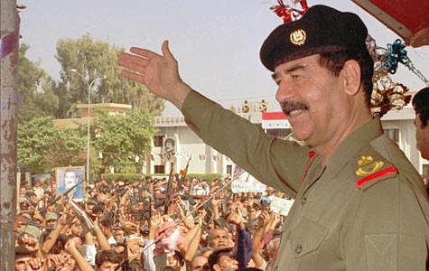 Sadam Husein, el genocida del Kurdistán  Saddam10