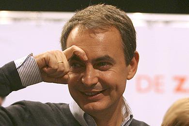 """Zapatero admite sufrir una """"reacción química"""" tras 7 años en La Moncloa Zapate15"""