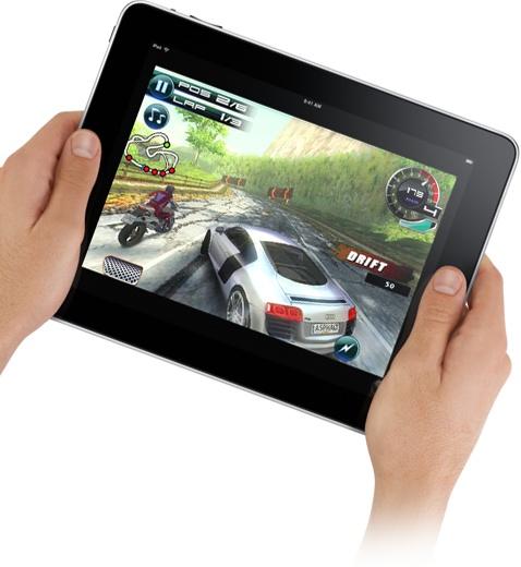 iPad, un tablet magico y revolucionario segun Apple Ipadju12