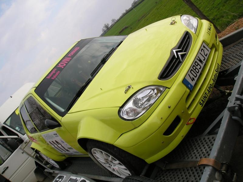 Rallye de l'Anguison dans le Morvan (58) P1012512
