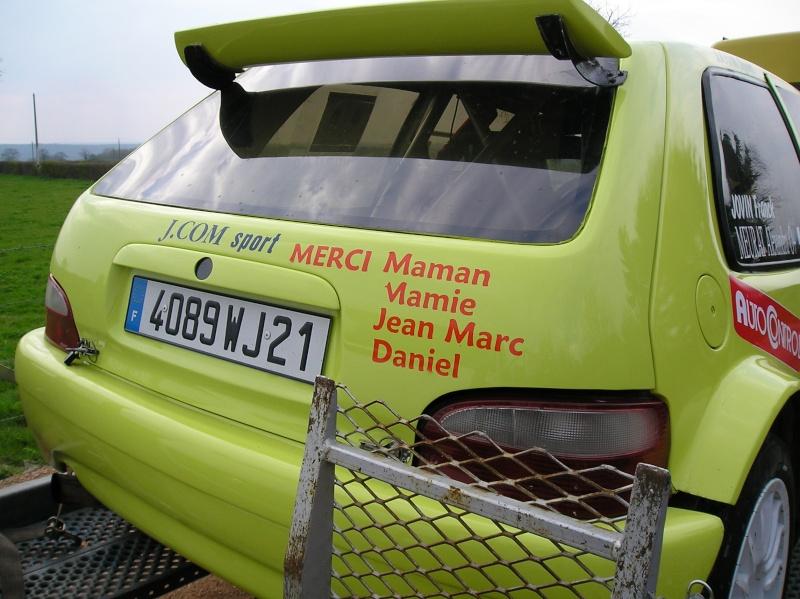 Rallye de l'Anguison dans le Morvan (58) P1012515