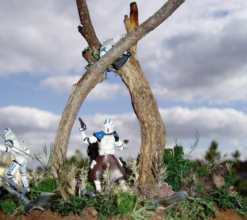 Scénettes Star Wars Miniatures 501_ci11
