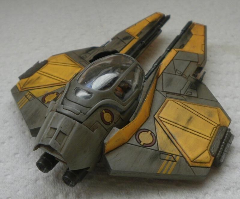 Jedi starfighter (version Eta 2) Anakin13