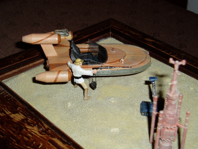 STAR WARS : cut-scene épisode IV P3110014