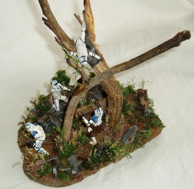 Scénettes Star Wars Miniatures P3310010