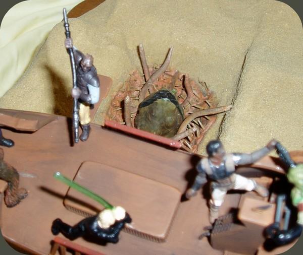 Skiff de Jabba Sarlaa12