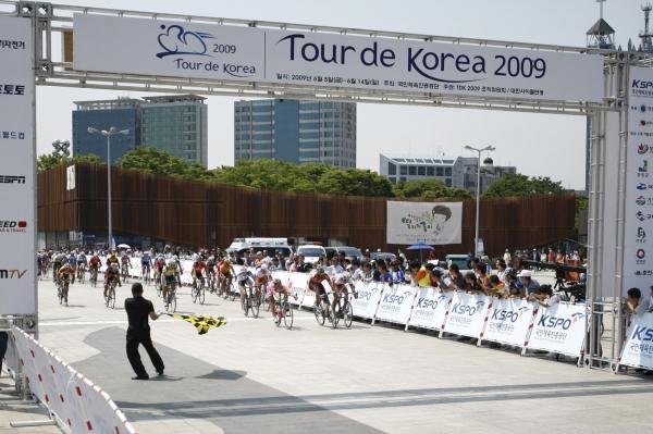 TOUR DE COREE 2009 Coree111