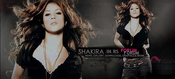 Shakira Music