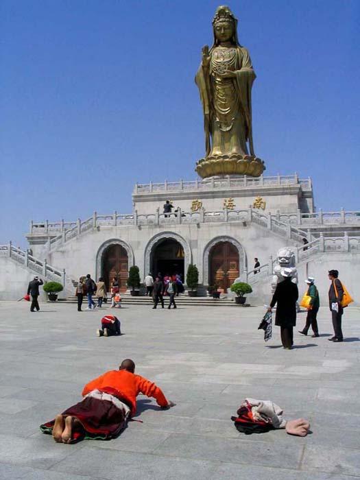 Les grandes écoles du bouddhisme chinois Putuo210