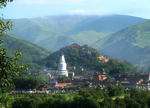 Les grandes écoles du bouddhisme chinois Wutai110
