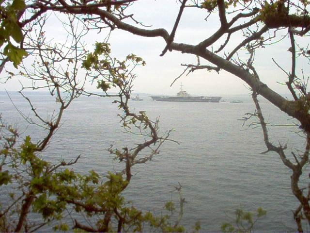 [Le cimetière des bateaux et du patrimoine de la Marine] Le cimetière de LANDEVENNEC - Page 5 Le_cla10