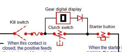 Part 13 diode screwed what does board control? Diode10