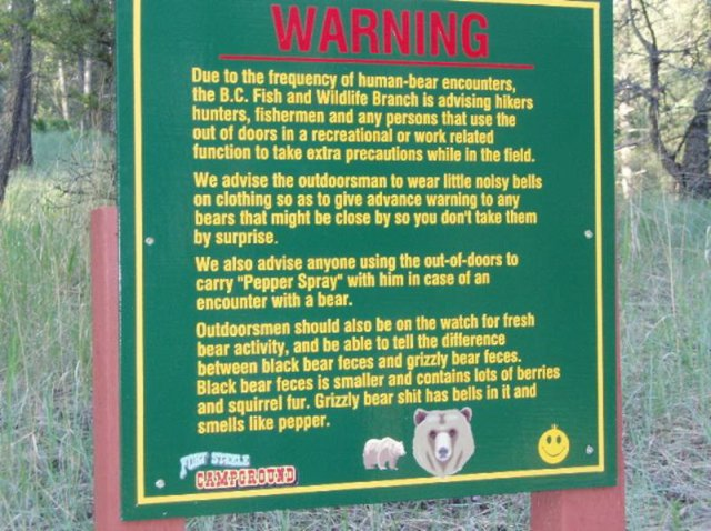 Welcome to Canada's wildlife parks.. Image010