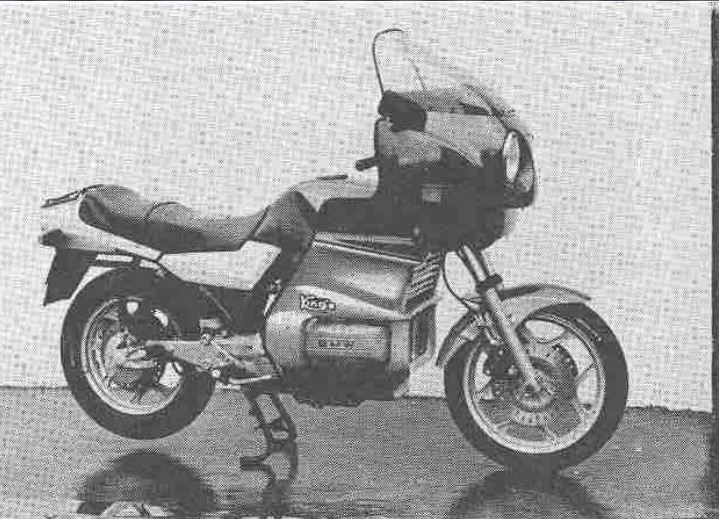 How many after market fairings for the K100? K100_k10