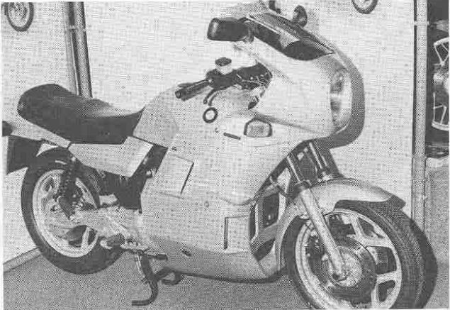 How many after market fairings for the K100? K100_k11