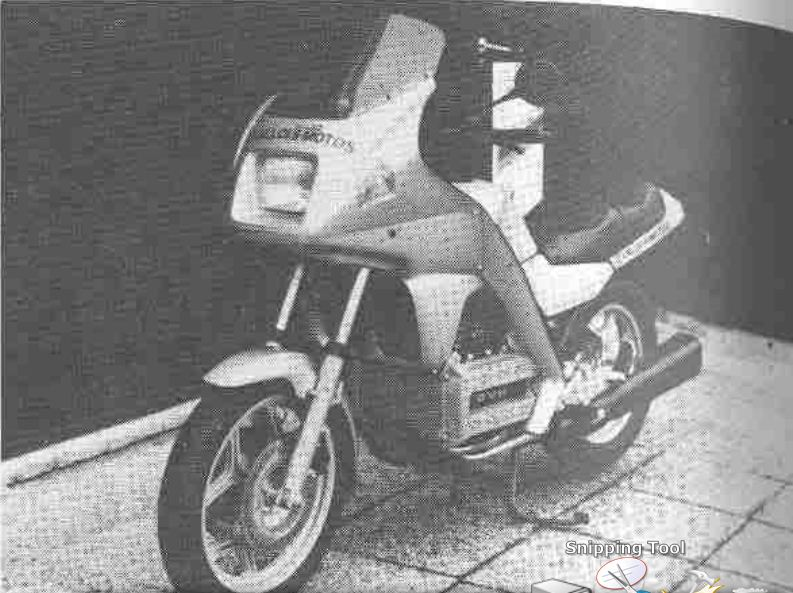 How many after market fairings for the K100? K100_l10
