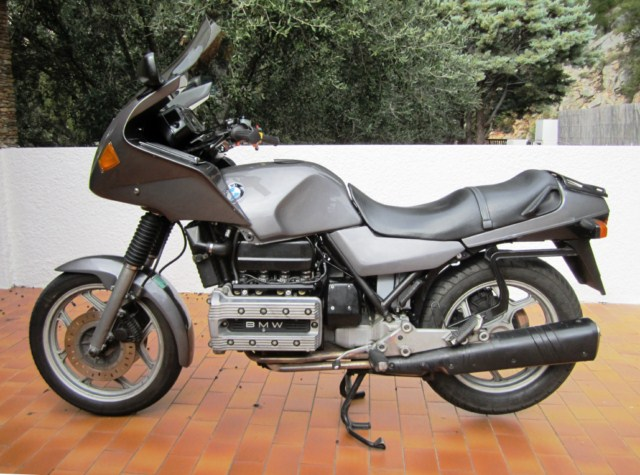 How many after market fairings for the K100? Levall10