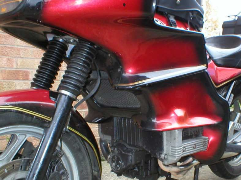 How many after market fairings for the K100? Ongar_11