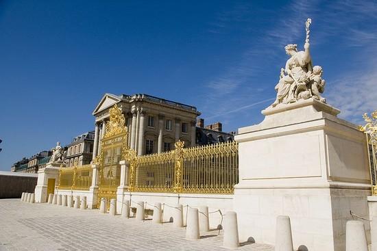 Château de Versailles : résidence de Ses Majestés 800px-11