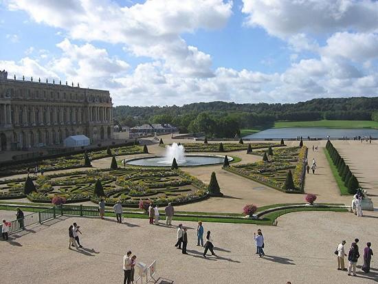 Château de Versailles : résidence de Ses Majestés 800px-15