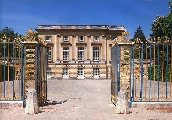 Château de Versailles : résidence de Ses Majestés 800px-17