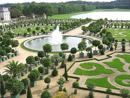 Château de Versailles : résidence de Ses Majestés 800px-19