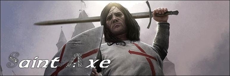 SAINT AXE