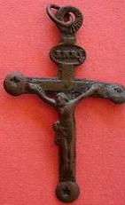 Crucifix - fin XVIIIème ou début XIXème 11080711