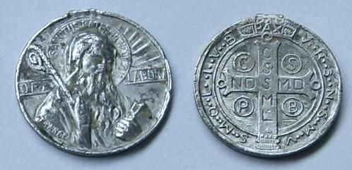 Médaille Saint Benoit - XXème 37011110