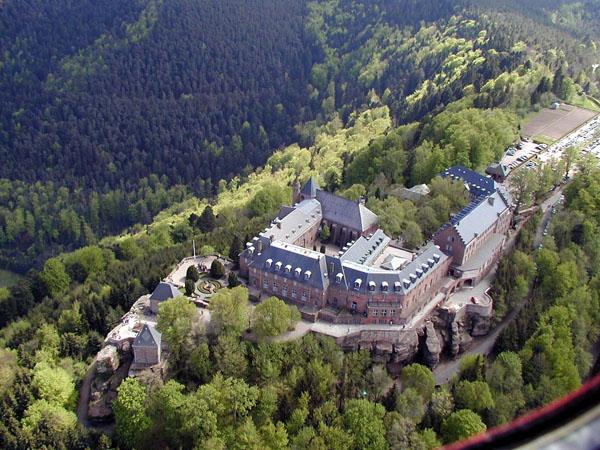 Mont ST Odile en Alsace Image110