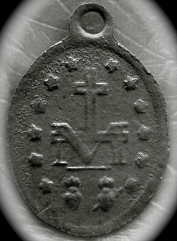 Marie  médaille miraculeuse de la rue du Bac Imgp0310