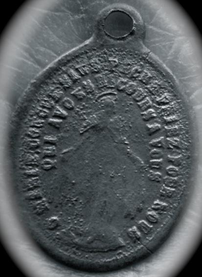 Marie  médaille miraculeuse de la rue du Bac Imgp0311