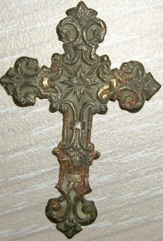 Crucifix début XXème Imgp0524