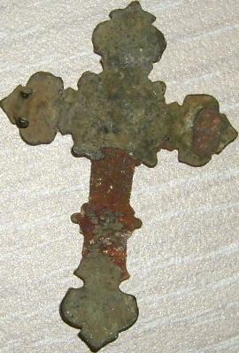 Crucifix début XXème Imgp0525