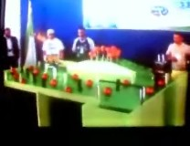 Video news channel Algeria 3 Eurobo15