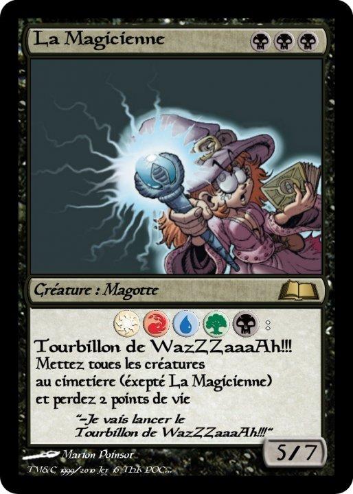 Aide à la magie Mago10