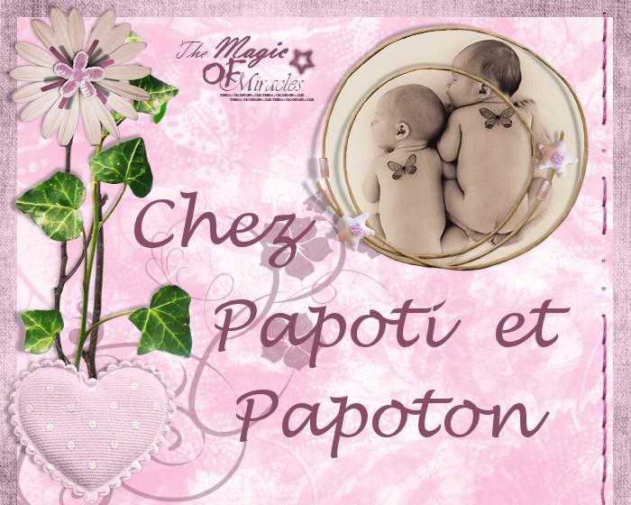 Chez Papoti et Papoton