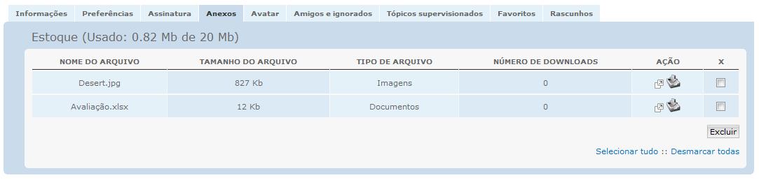 [FAQ] Gerir a função de anexar arquivos (anexos) Img511