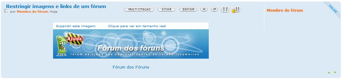 [FAQ] Restringir imagens e links de um fórum Untitl17
