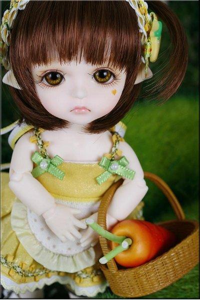 Yellow - Special HK Elf ver. Cookie Specia18