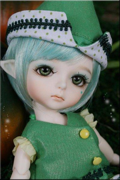Yellow - Special HK Elf ver. Momo Specia19
