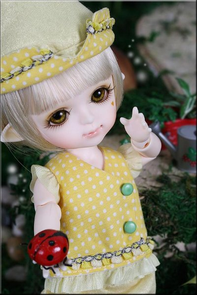 Yellow - Special HK Elf ver. Byurl Specia20